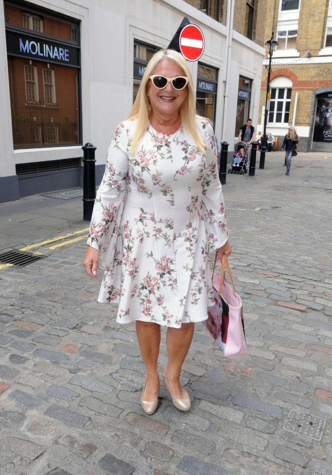 Vanessa Feltz at Sky Kids TV Event -02