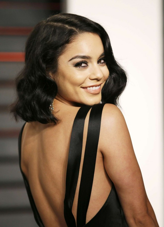 Vanessa Hudgens: 2016 Vanity Fair Oscar Party -06