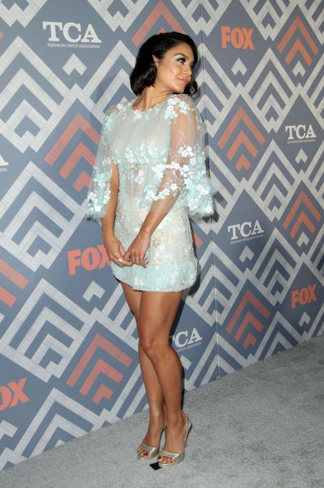 Vanessa Hudgens: 2017 FOX Summer All-Star party -02
