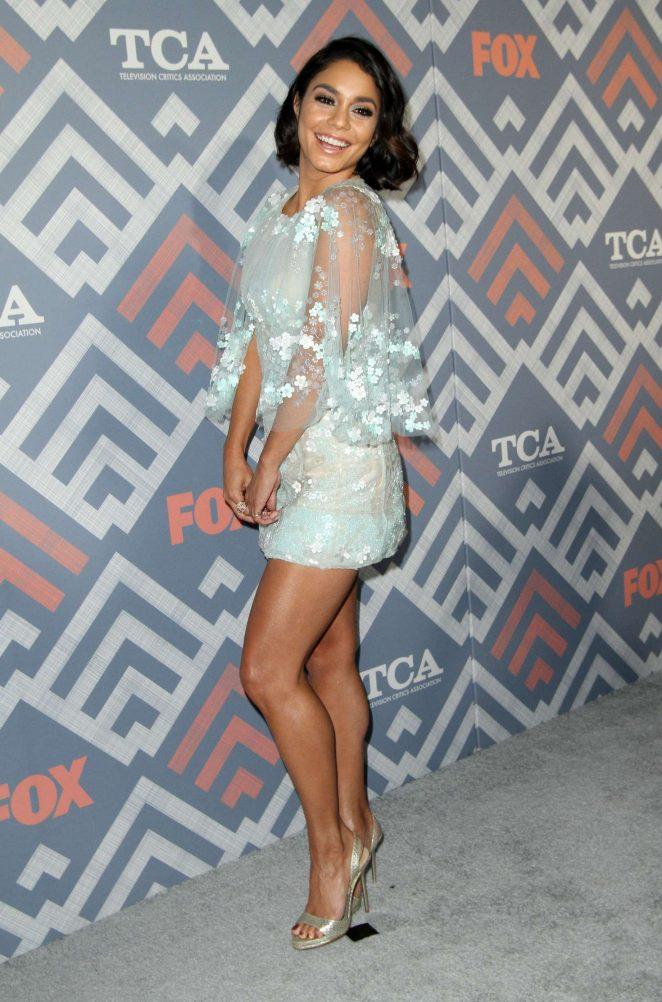 Vanessa Hudgens: 2017 FOX Summer All-Star party -17