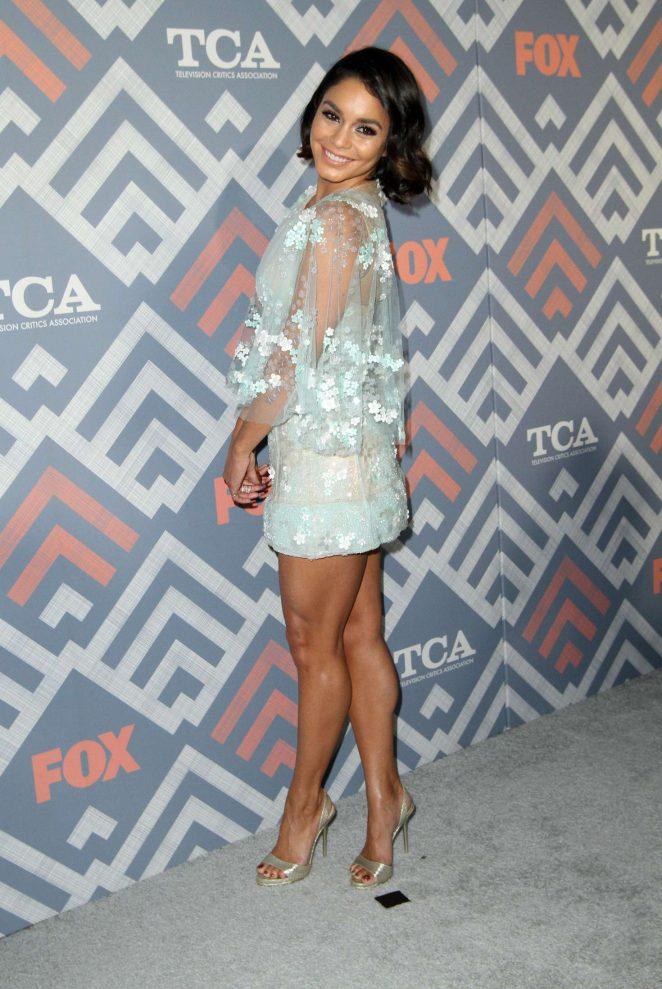 Vanessa Hudgens: 2017 FOX Summer All-Star party -26