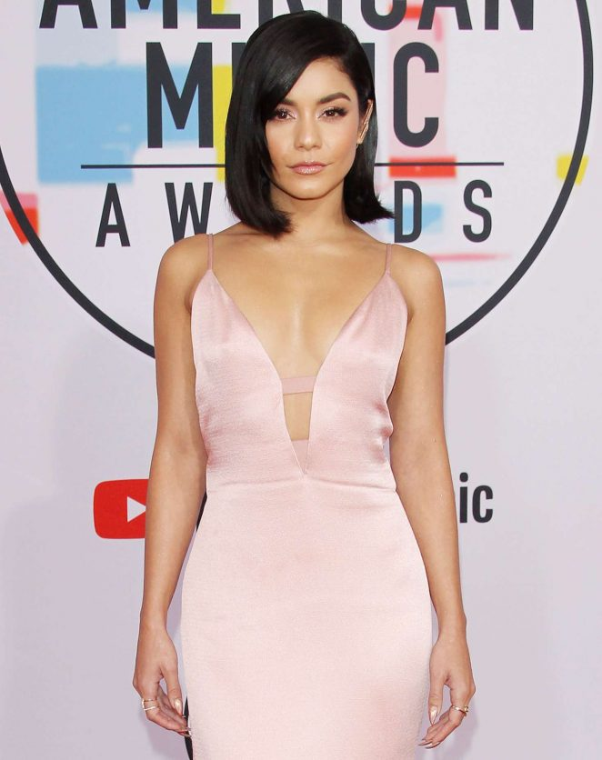 Vanessa Hudgens: 2018 American Music Awards -08