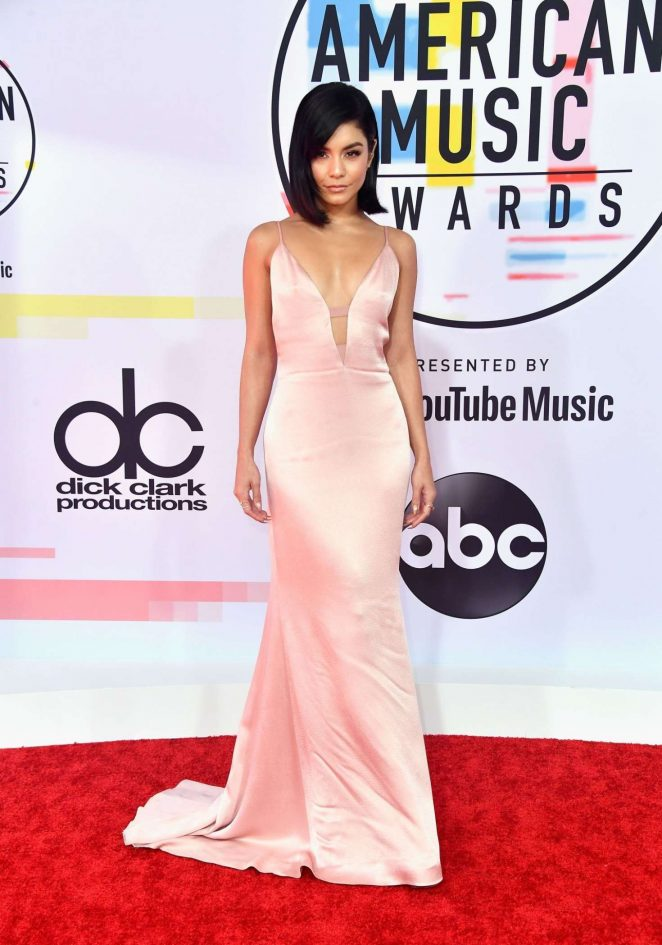Vanessa Hudgens: 2018 American Music Awards -13