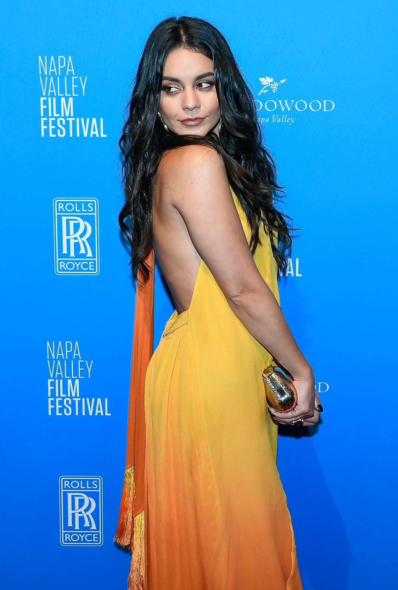 Vanessa Hudgens - 2019 Napa Valley Film Festival in Yountville