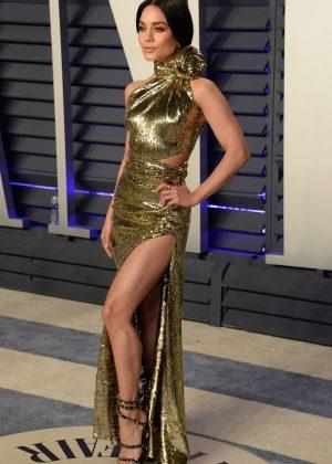 Vanessa Hudgens - 2019 Vanity Fair Oscar Party in Beverly Hills