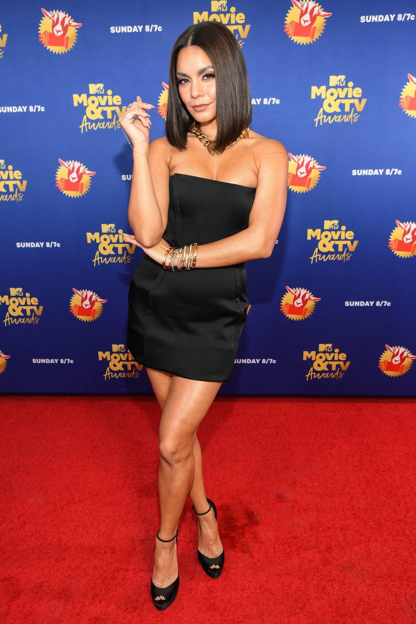 Vanessa Hudgens 2020 : Vanessa Hudgens – 2020 MTV Movie and TV Awards: GOAT in LA-06
