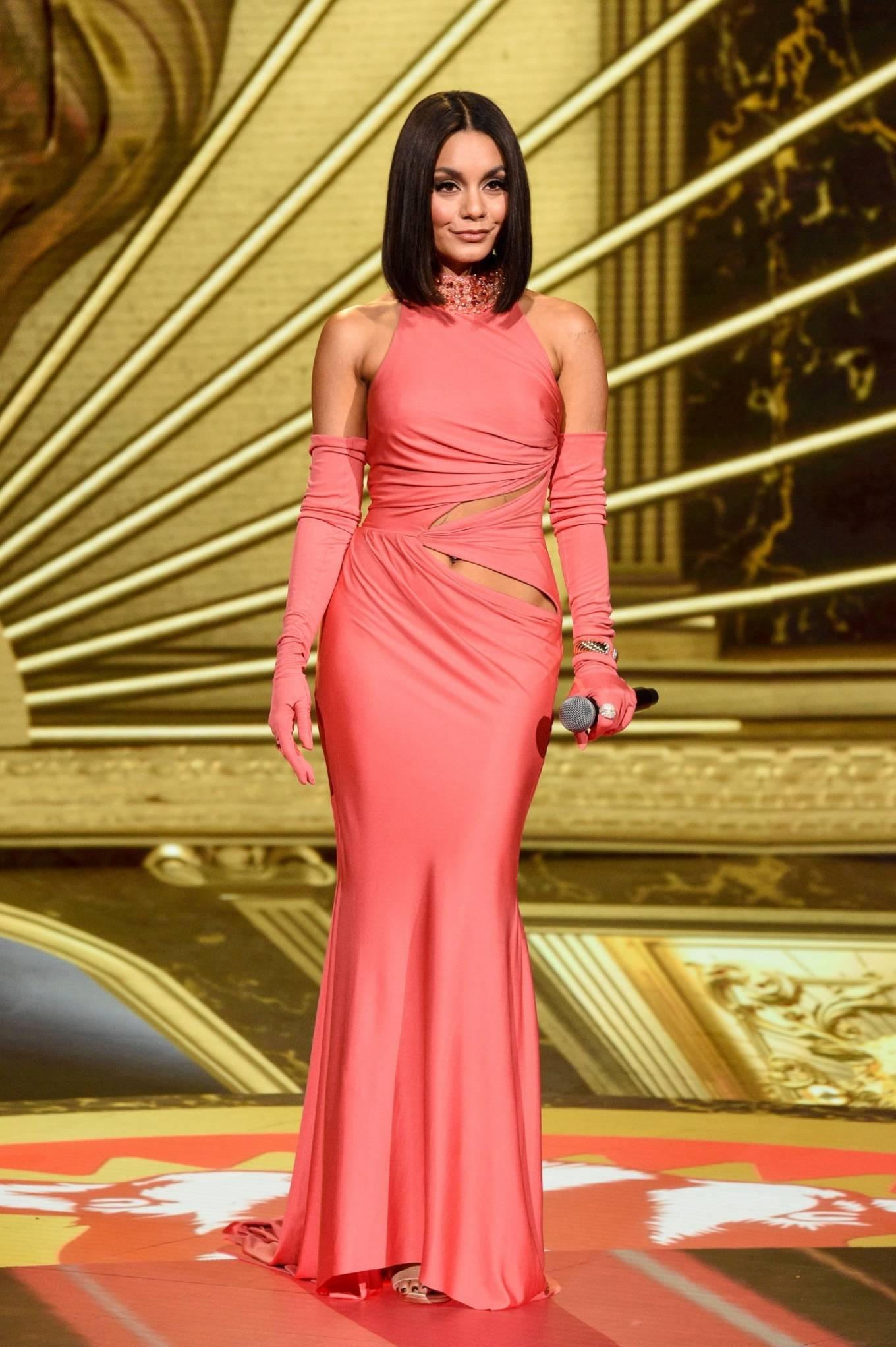 Vanessa Hudgens 2020 : Vanessa Hudgens – 2020 MTV Movie and TV Awards: GOAT in LA-13