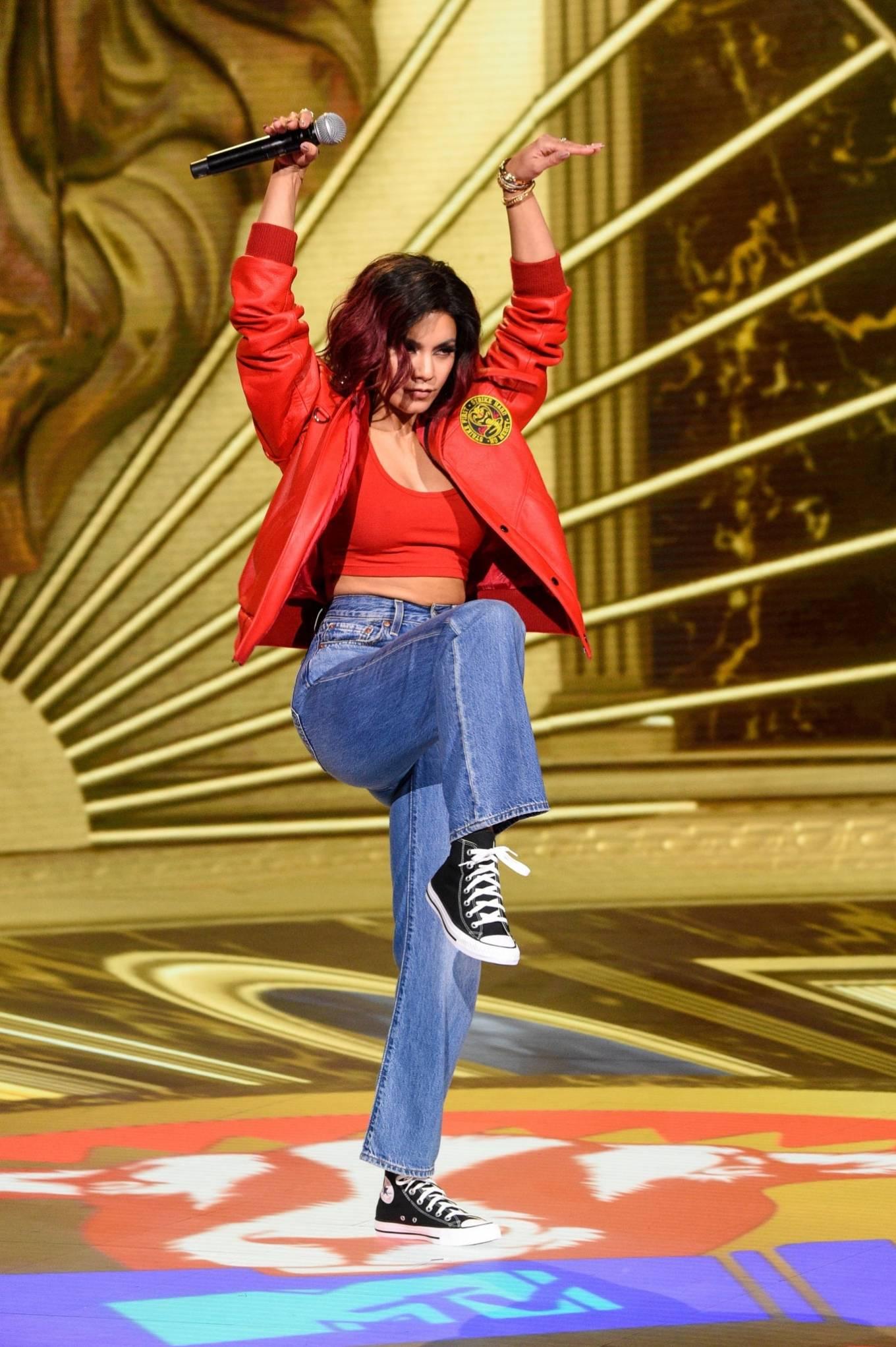 Vanessa Hudgens 2020 : Vanessa Hudgens – 2020 MTV Movie and TV Awards: GOAT in LA-16
