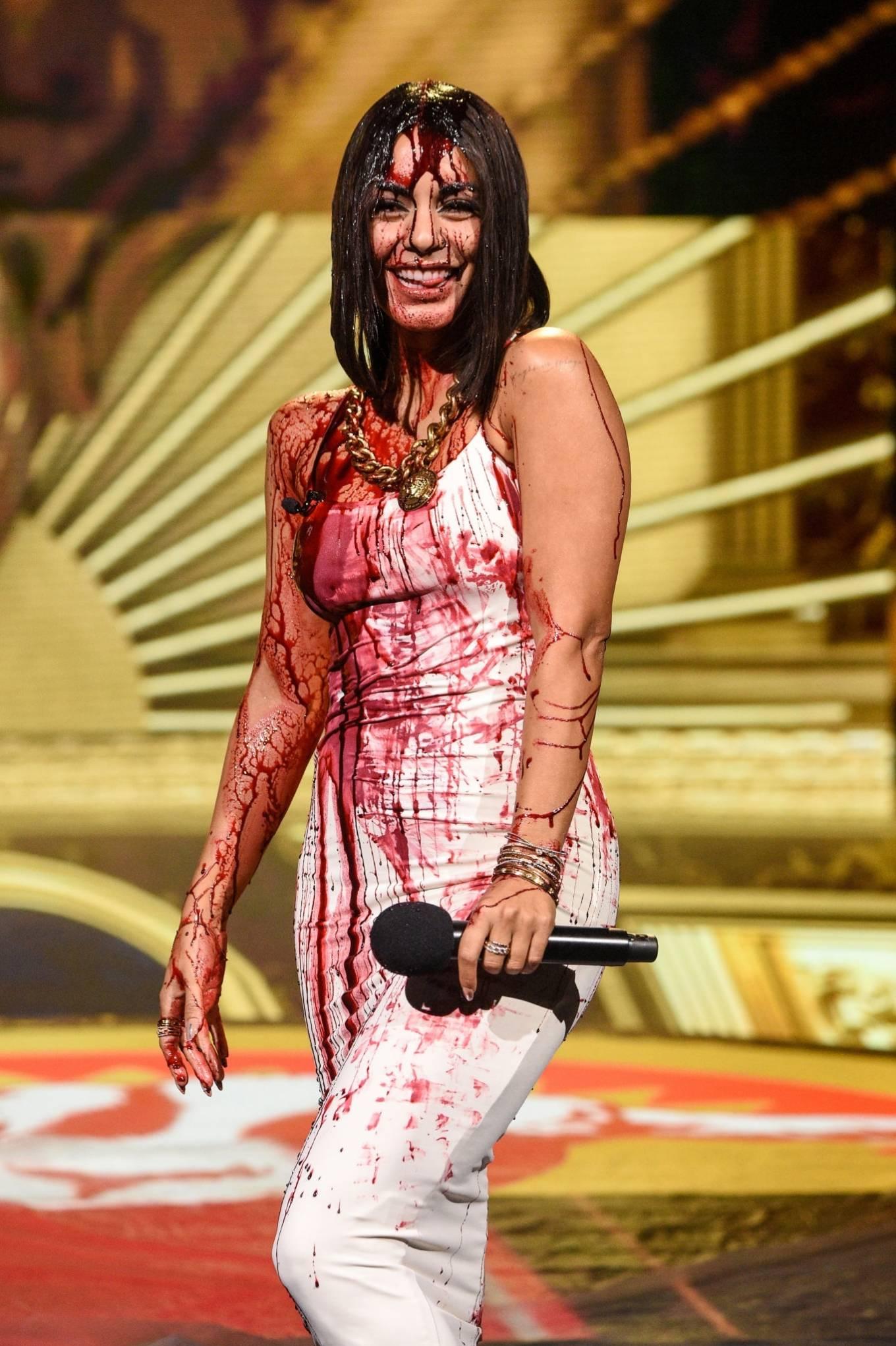 Vanessa Hudgens 2020 : Vanessa Hudgens – 2020 MTV Movie and TV Awards: GOAT in LA-19
