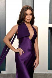 Vanessa Hudgens - 2020 Vanity Fair Oscar Party in Beverly Hills