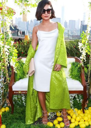 Vanessa Hudgens - alice + olivia Jose Cuervo Launch in New York
