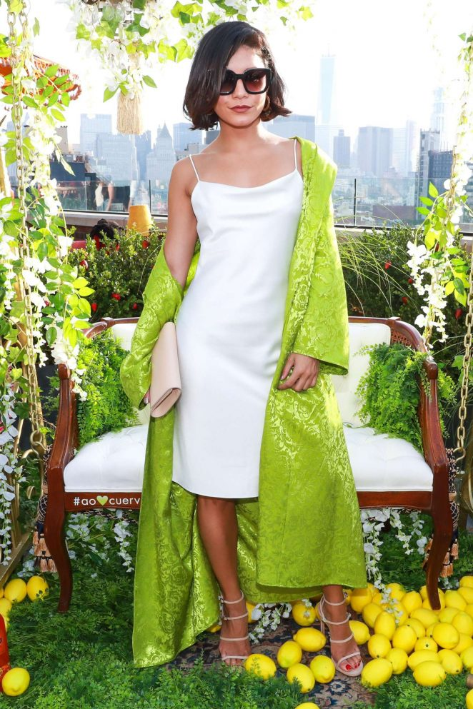 Vanessa Hudgens - alice + olivia Jose Cuervo Launch in New York