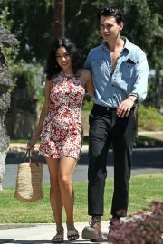 Vanessa Hudgens and Austin Butler - Out and about in Los Feliz