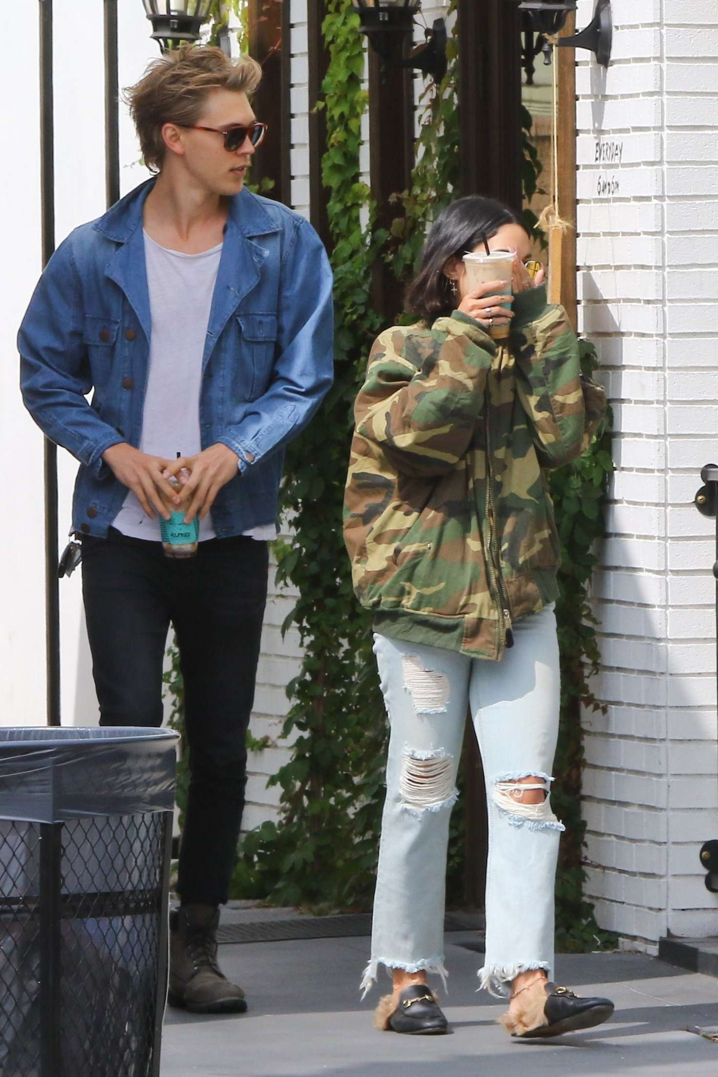 Vanessa Hudgens and Austin Butler out in Los Angeles