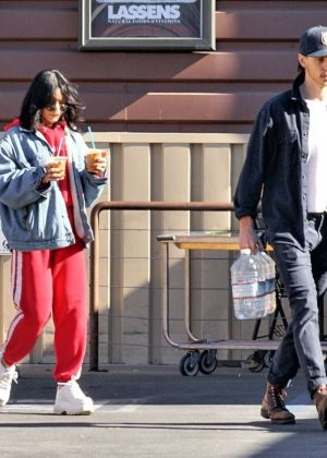 Vanessa Hudgens and Austin Butler - Out in Los Angeles