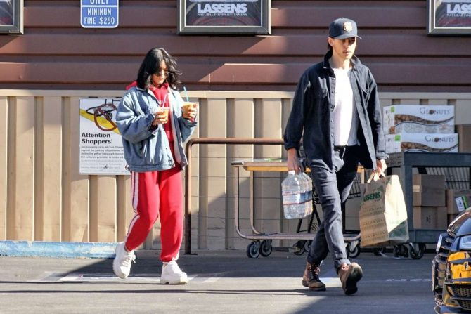 Vanessa Hudgens and Austin Butler – Out in Los Angeles