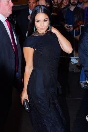 Vanessa Hudgens - Arrives for an event at the MoMA in New York