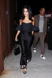 Vanessa Hudgens at Weedmaps Museum of Weed in Hollywood