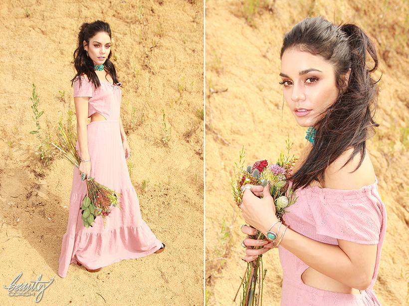 Vanessa Hudgens Boho Style Tumblr