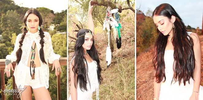 There can Vanessa hudgens native american think, that