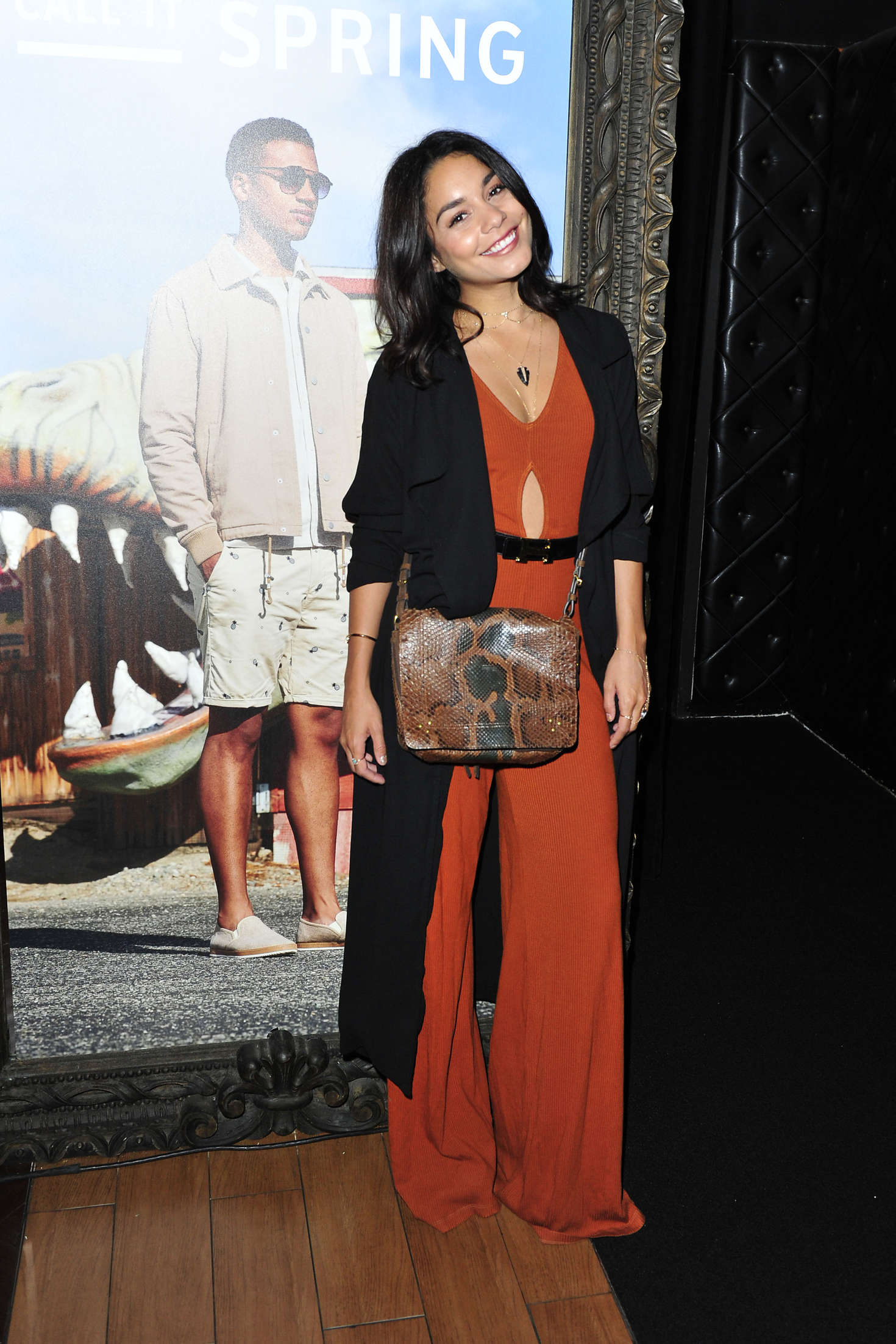 Vanessa Hudgens - Call It Spring Hosts Private Event at Selena Gomez Concert in Los Angeles