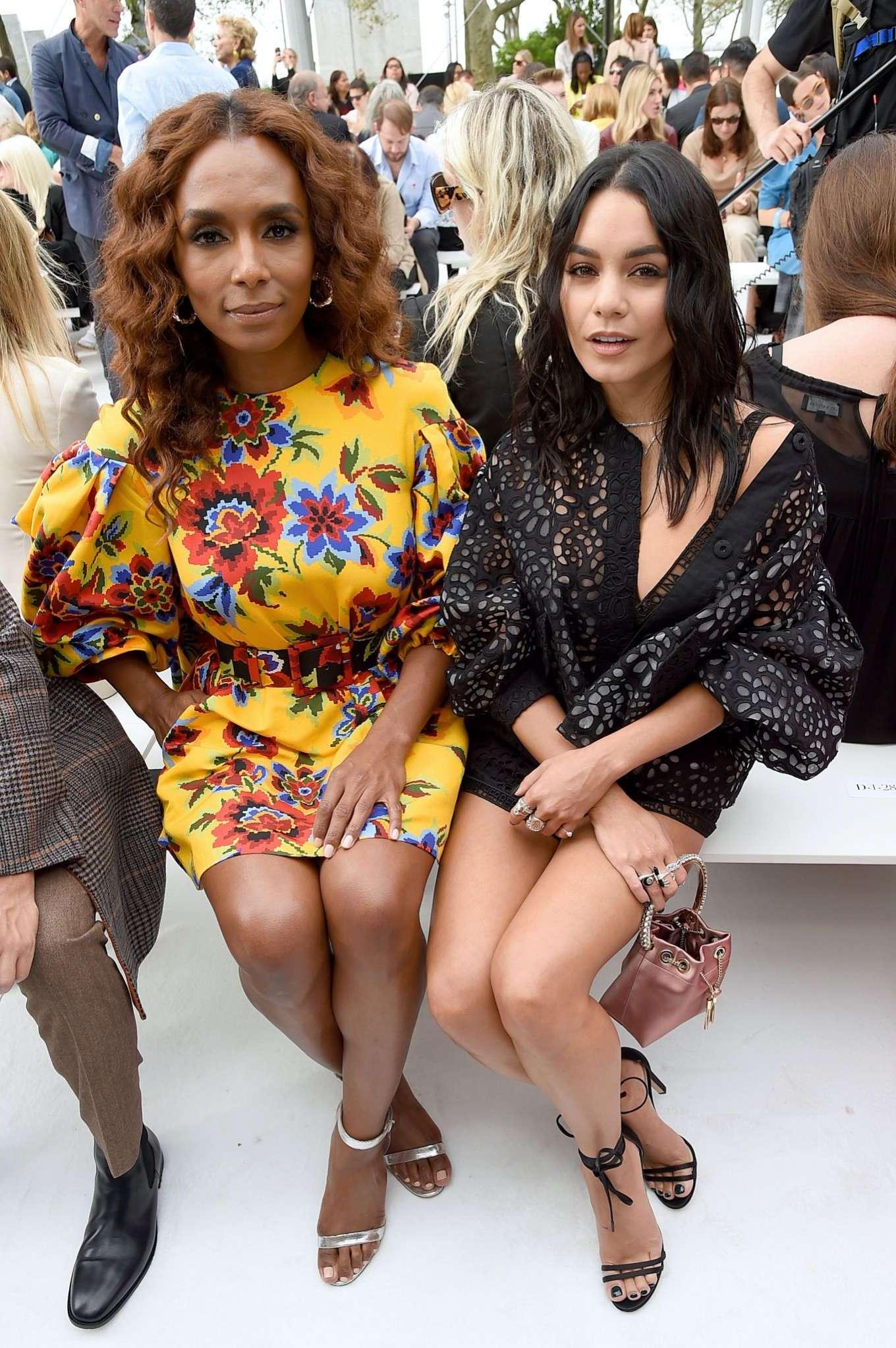 Vanessa Hudgens 2019 : Vanessa Hudgens – Carolina Herrera fashion show during NYFW 2019-08