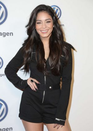 Vanessa Hudgens - Celebrate Volkswagen's Annual Drive-In Event in Los Angles