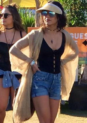 Vanessa Hudgens - Coachella Music Festival 2016 in Indio day 3