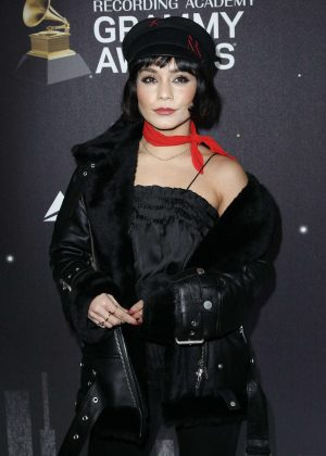 Vanessa Hudgens - Delta Airlines Celebrates 2018 GRAMMY Weekend Event in NYC