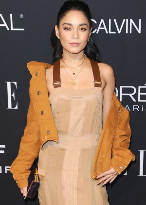 Vanessa Hudgens - ELLE's 25th Women in Hollywood Celebration in LA