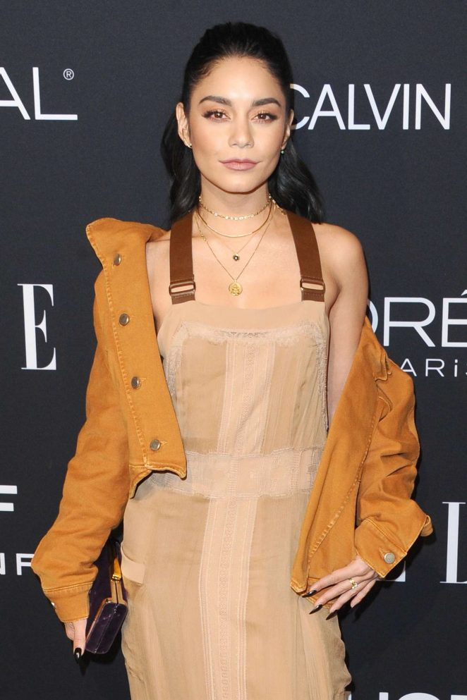 Vanessa Hudgens - ELLE's 25th Women in Hollywood Celebration in LA