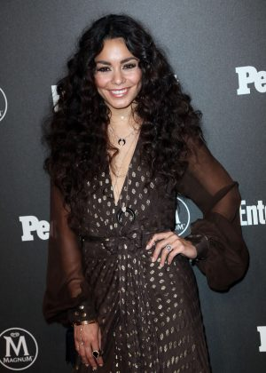 Vanessa Hudgens - Entertainment Weekly and People Upfronts Party 2016 in NY