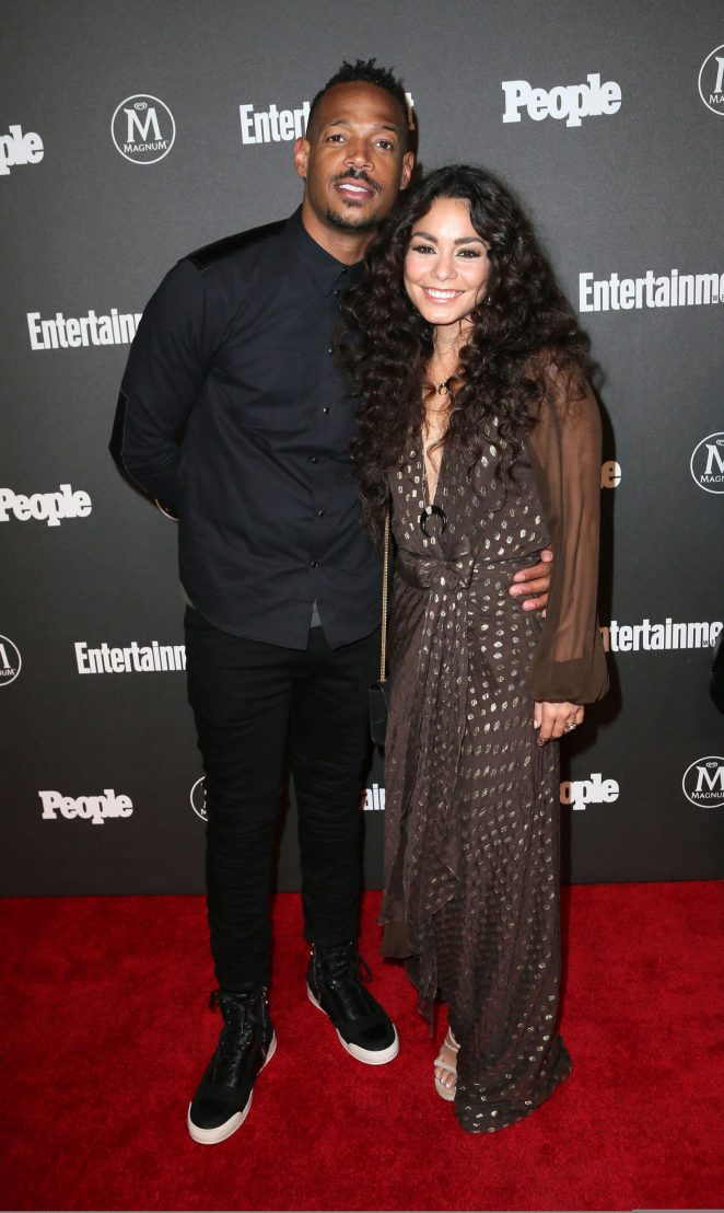 Vanessa Hudgens: Entertainment Weekly and People Upfronts Party 2016 -03
