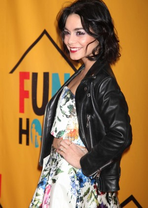 Vanessa Hudgens - 'Fun Home' Broadway Opening Performance in NYC