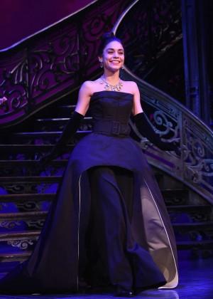 Vanessa Hudgens - 'Gigi' Broadway Opening Night in NYC