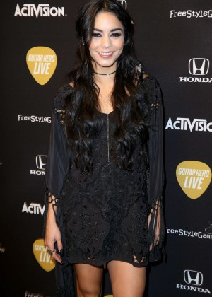 Vanessa Hudgens - Guitar Hero Live Launch Party in LA