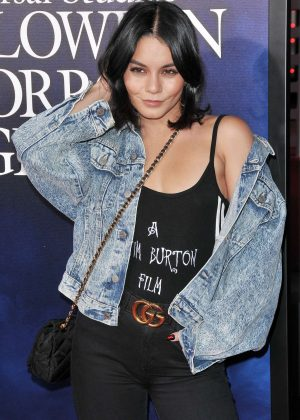 Vanessa Hudgens - 'Halloween Horror Nights' Opening in Los Angeles