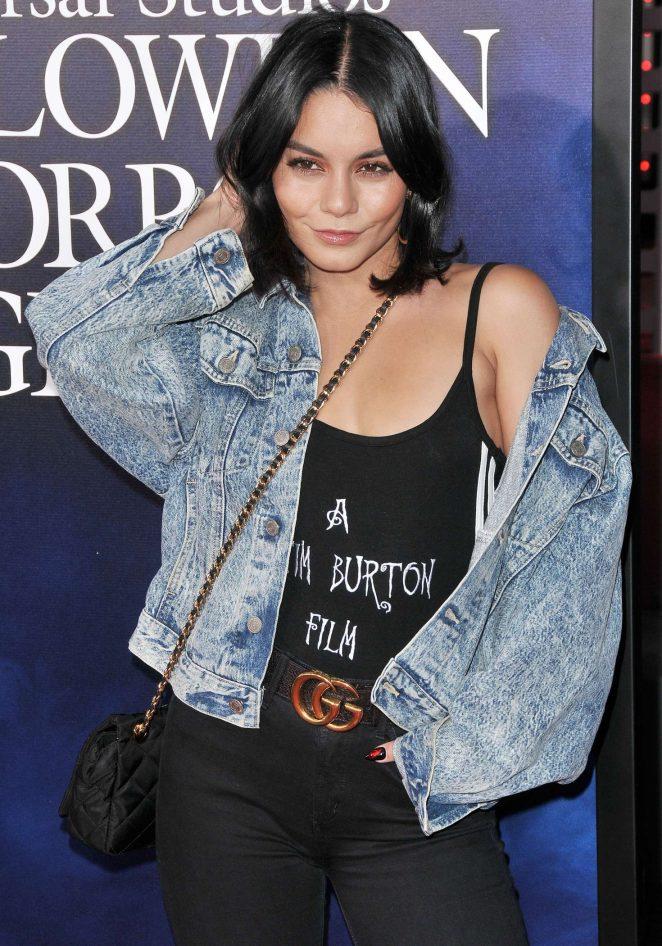 Vanessa Hudgens - 'Halloween Horror Nights' Opening in Los Angeles