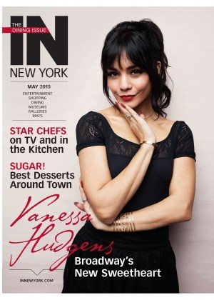Vanessa Hudgens - IN New York Magazine (May 2015)