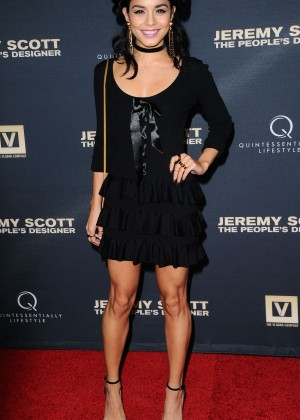 Vanessa Hudgens - 'Jeremy Scott: The People's Designer' Premiere in Hollywood