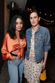 Vanessa Hudgens - Levi's and RAD Dinner hosted by Margot Robbie and Austin Butler in LA