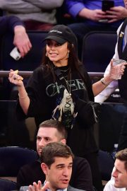 Vanessa Hudgens - Los Angeles Lakers vs New York Knicks at Madison Square Garden in NY