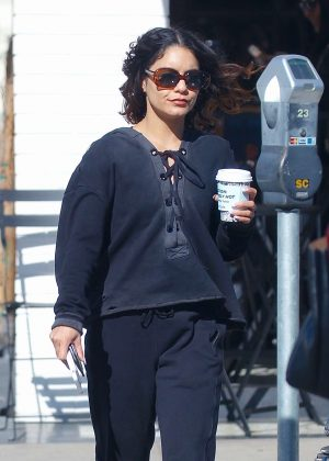 Vanessa Hudgens out and about in LA
