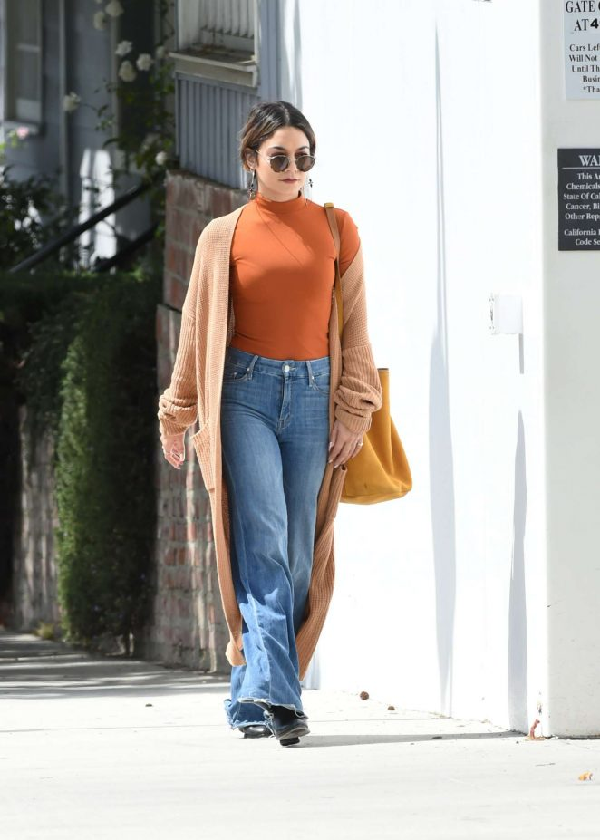 Vanessa Hudgens – Out and About in Los Angeles