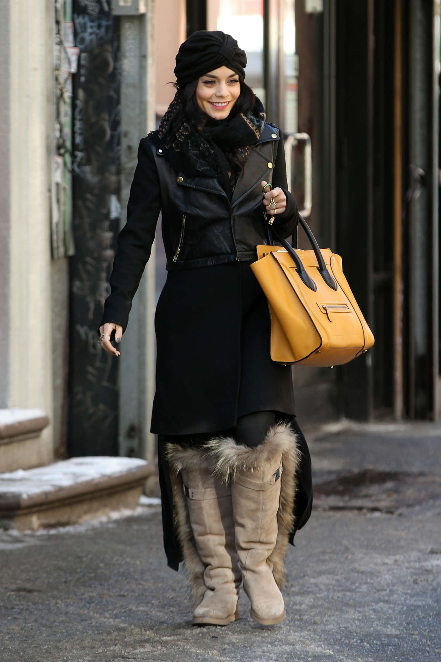Vanessa Hudgens 2015 : Vanessa Hudgens: Out and about in NYC-04