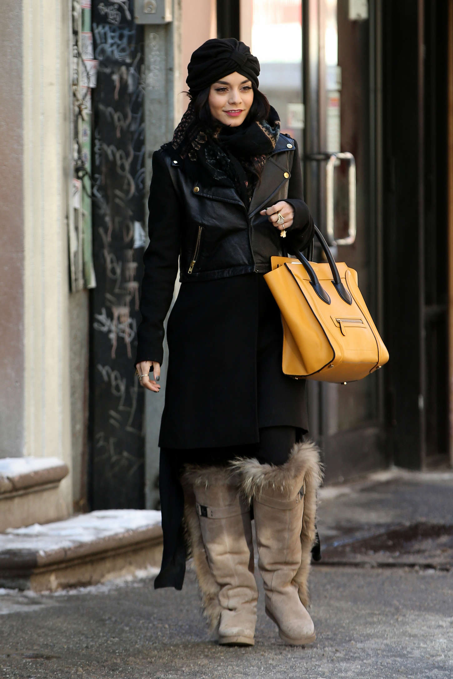 Vanessa Hudgens 2015 : Vanessa Hudgens: Out and about in NYC-05