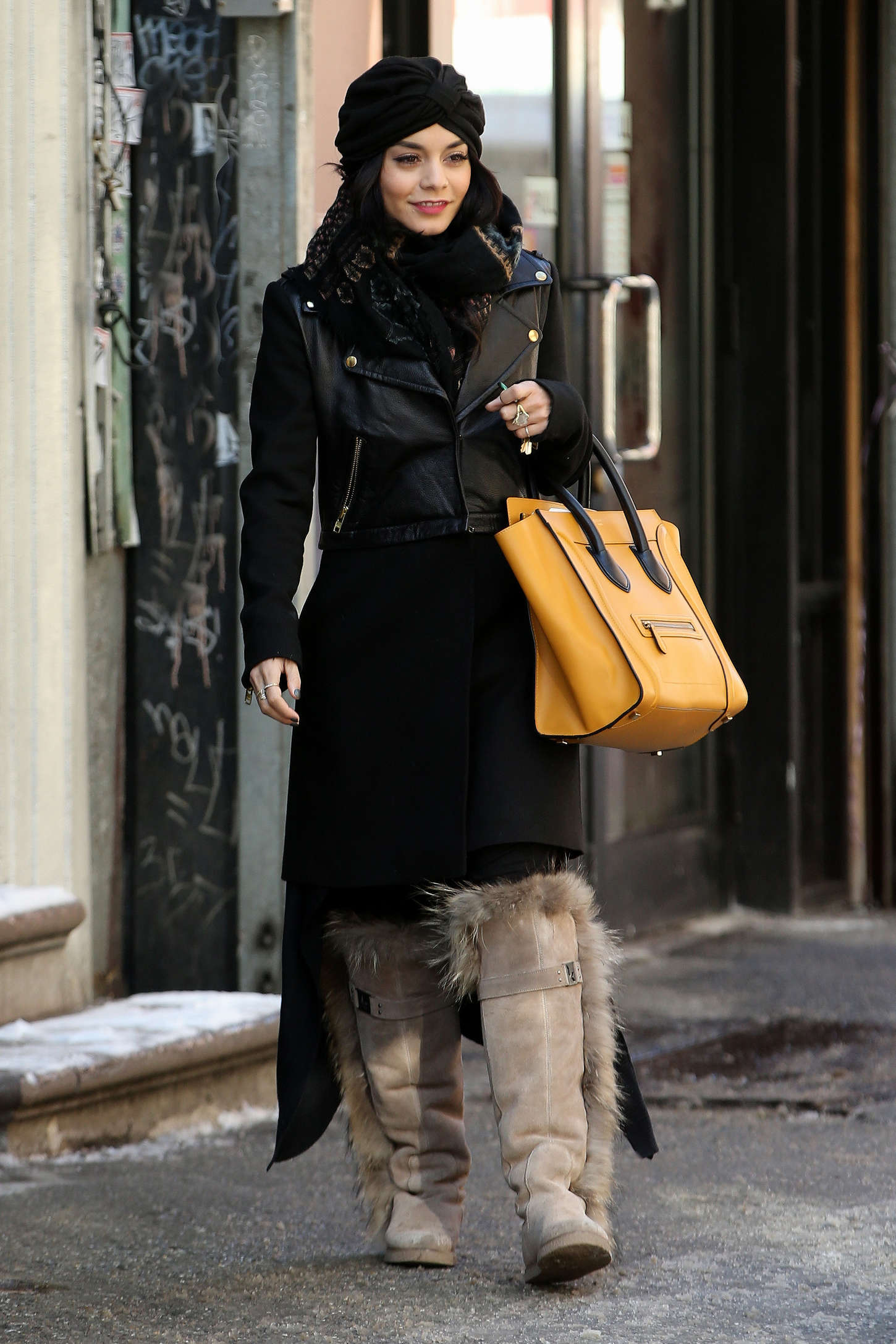 Vanessa Hudgens 2015 : Vanessa Hudgens: Out and about in NYC-06