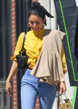 Vanessa Hudgens - Out in Hollywood
