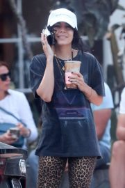 Vanessa Hudgens - Out in West Hollywood