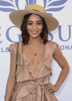 Vanessa Hudgens - Pegasus World Cup in Halland